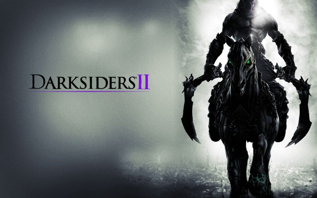 VIDEOGAME LAUNCH: DEATH BECOMES THQ IN DARKSIDERS II