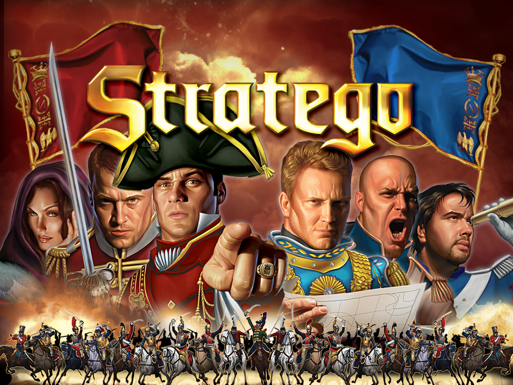 WEB/MOBILE VIDEOGAME LAUNCH: BRINGING CLASSIC BOARD GAME STRATEGO INTO THE DIGITAL ERA