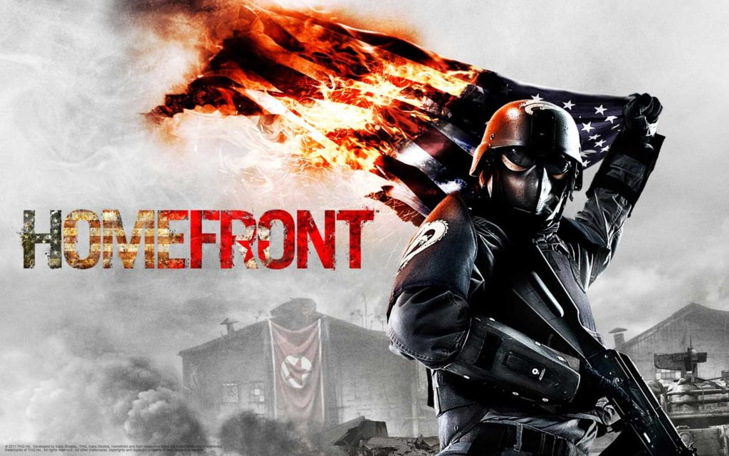 STUNTS: SERVING UP CONTROVERSY FOR THQ'S HOMEFRONT VIDEO GAME