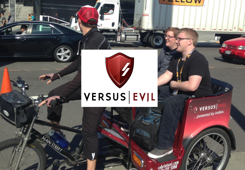Versus Evil indie publisher