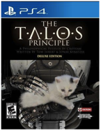 Am I a Man or Robot… Or just a PR Guy Promoting the PS4 Retail Version Launch of The Talos Principle?