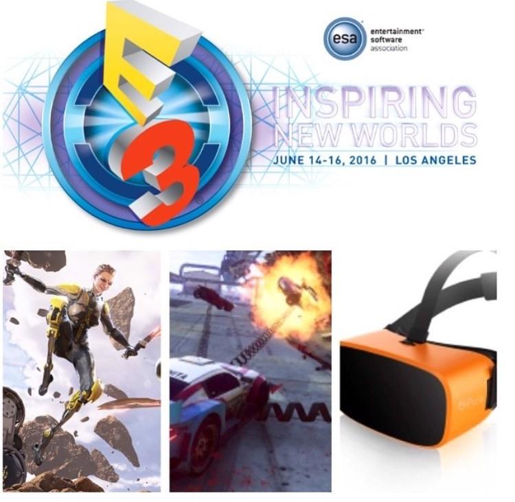 VR, cars, shooting and awards: Team Wonacott's E3 Recap