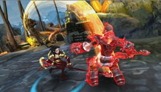 Wonacott Lands a Knockout with Media for nWay's ChronoBlade