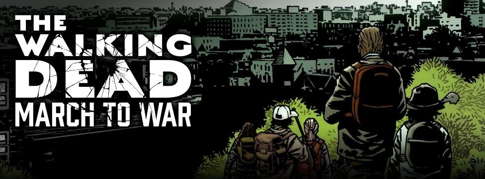 The Big Reveal – Wonacott helps introduce Disruptor Beam's The Walking Dead: March to War