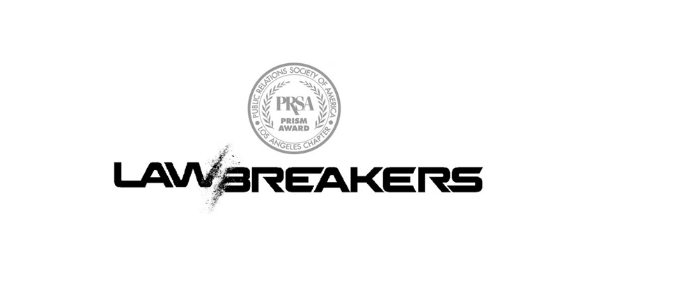 Nexon and Wonacott strike again with PRSA-LA PRism Awards Win for LawBreakers!