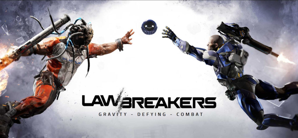PR Skilled AF for Boss Key's Gravity-Defying FPS, LawBreakers