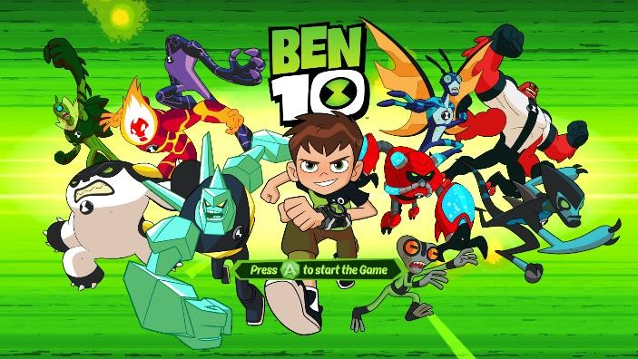 Wonacott Goes Hero with All-New Ben 10 Videogame