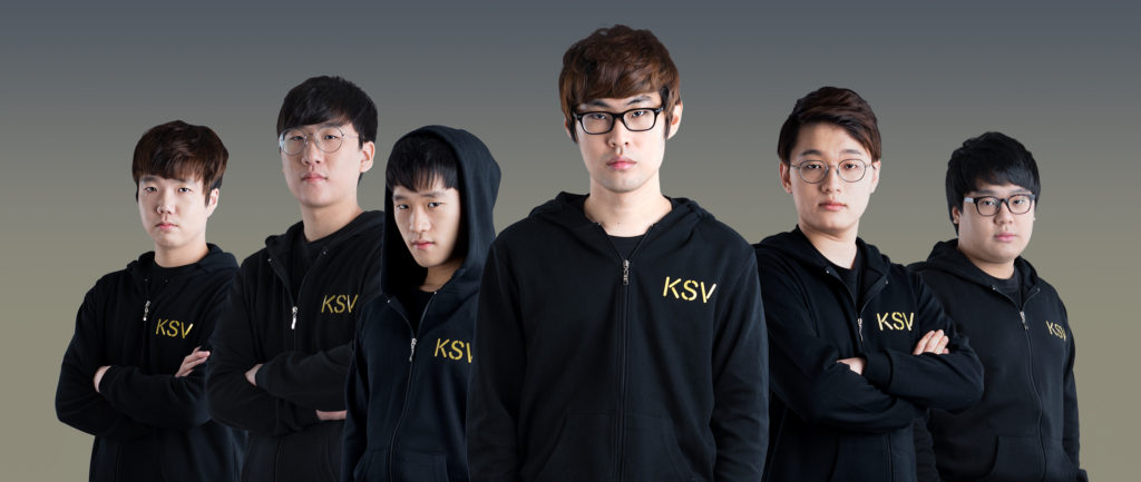 Fragging Out with KSV eSports