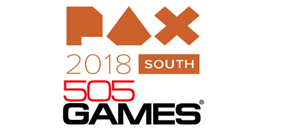 Major Influencer Relations Abound at PAX South for 505 Games and Wonacott